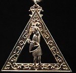 Royal Arch Chapter Capitan of the Host Officer Collar Jewel